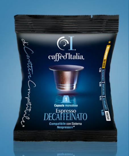 Caffè d'Italia Decaffeinato