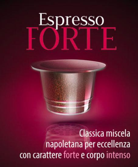 Caffè d'Italia Forte