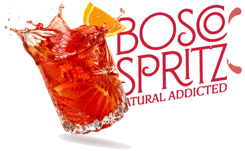 Impressie van cocktail Bosco Spritz