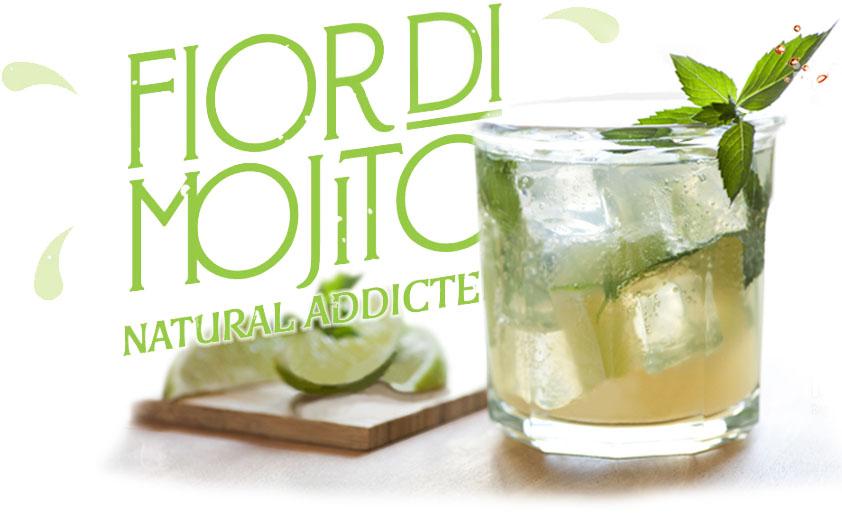 impressie van de cocktail Fior di Mojito